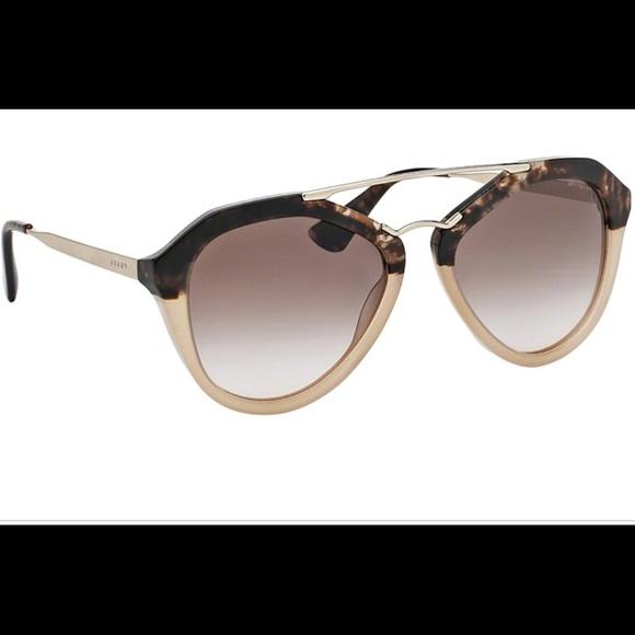 "d8ceeab2391c Prada SPR 12Q ROZ 0A6 sunglasses 🕶 ""Cinema"". M 5add363dcaab442e21da15ca"